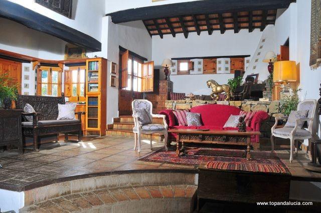 Portal de turismo del campo de gibraltar cortijo rural las limas - Casa rural jimena ...