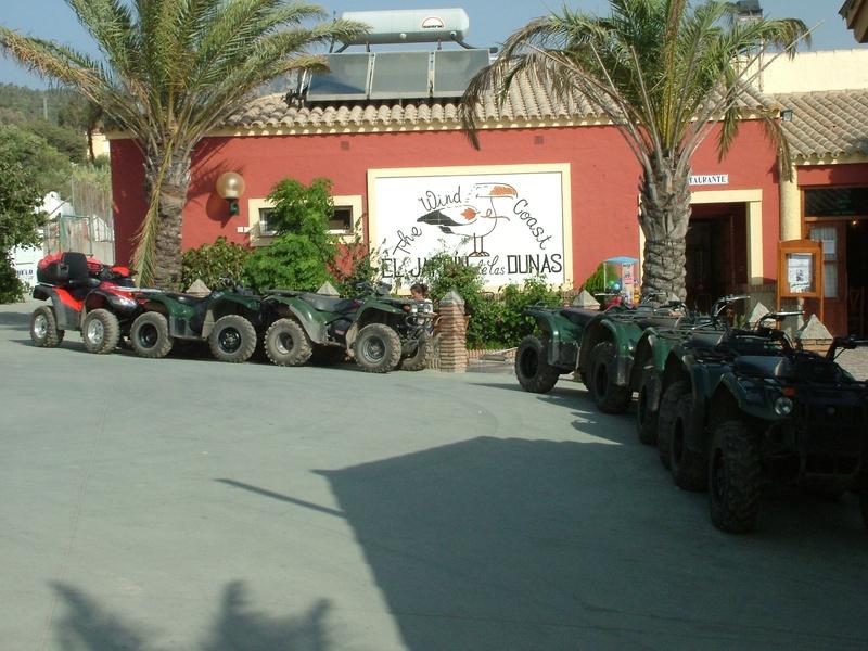 Portal de turismo del campo de gibraltar camping jard n for Camping jardin de las dunas tarifa