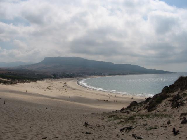 Portal de turismo del campo de gibraltar playas en tarifa - Camping jardin de las dunas ...